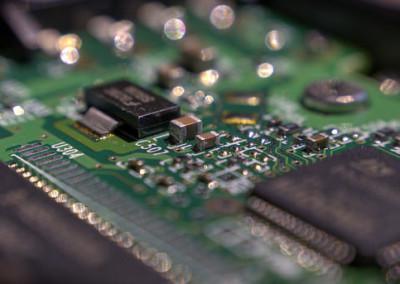 SS0511 – VROM 8KByte, bassa potenza, bassa tensione IP , sensori
